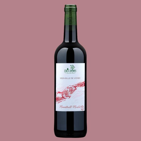 Monastrell-Merlot Bio - Merveille de vignes