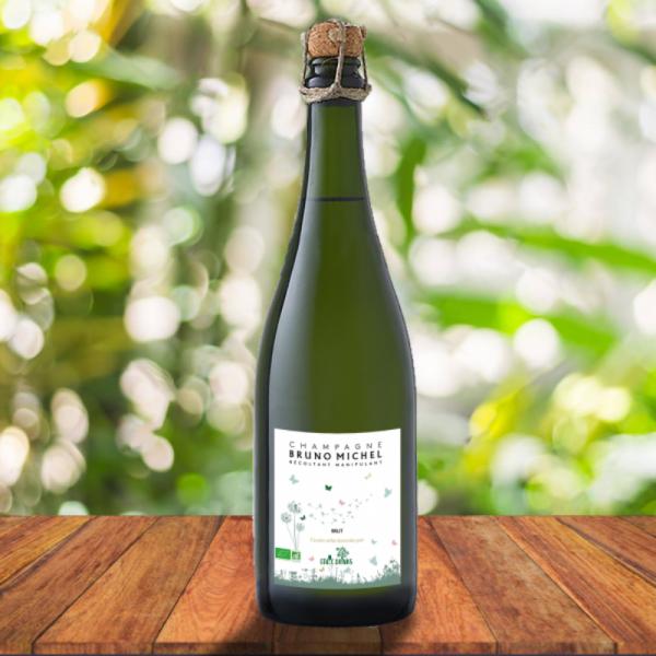 Champagne Brut Bio