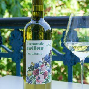 Chardonnay Bio - Un monde meilleur