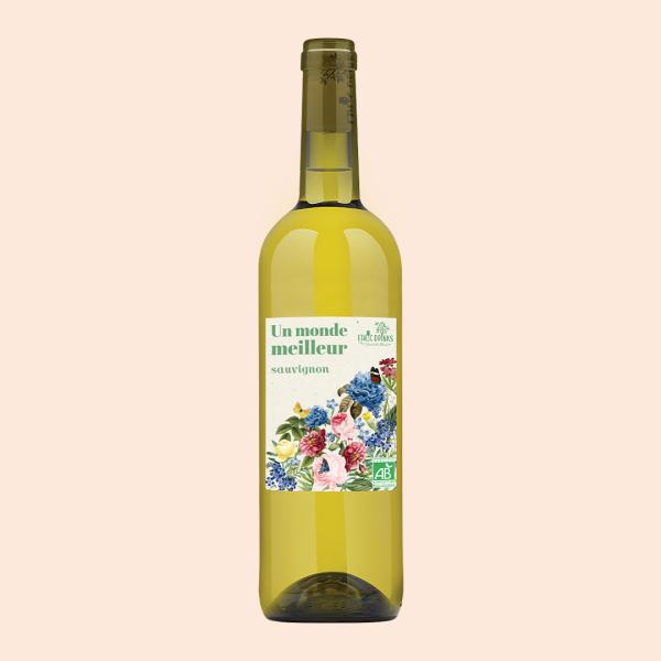 Sauvignon blanc Bio - Un monde meilleur