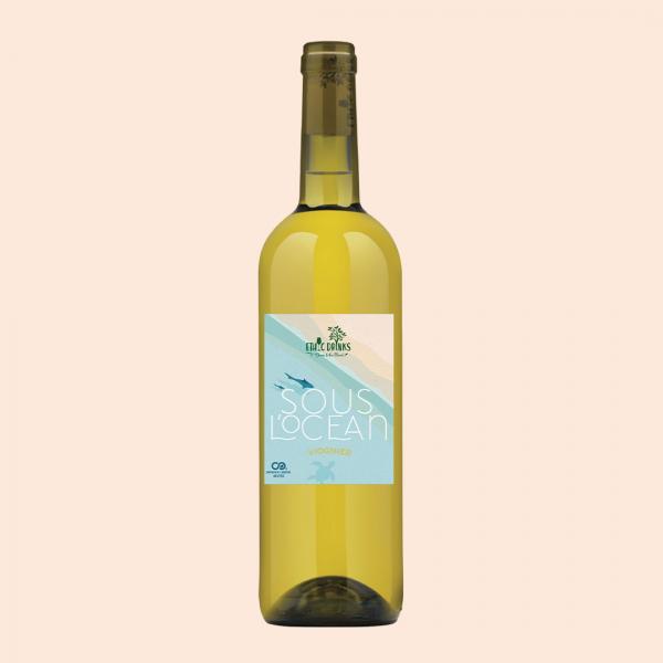 Viognier Blanc - Sous l'Océan - Vin Blanc Bio - Ethicdrinks