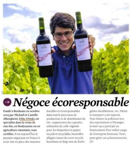 Vivre Bordeaux - EthicDrinks