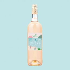 Vin Rosé Bio - Terre de Camargues - Sous l'Océan - EthicDrinks