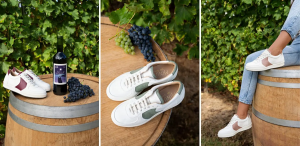Baskets en raisin - 100% Végan et recyclées - EthicDrinks