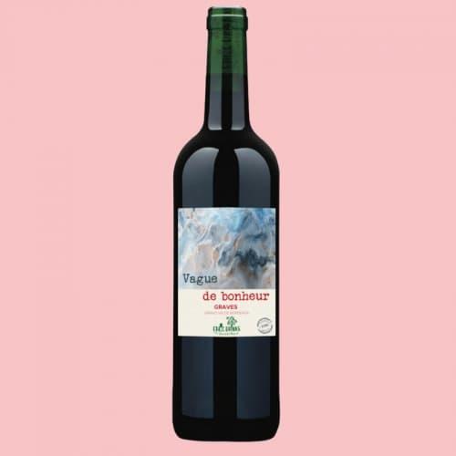 Vague de bonheur - Graves - Vin bio Rouge - Ethicdrinks