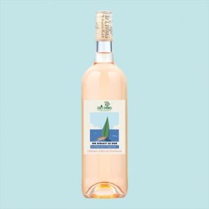 Vin Rosé Côteaux d'Aix on dirait le sud