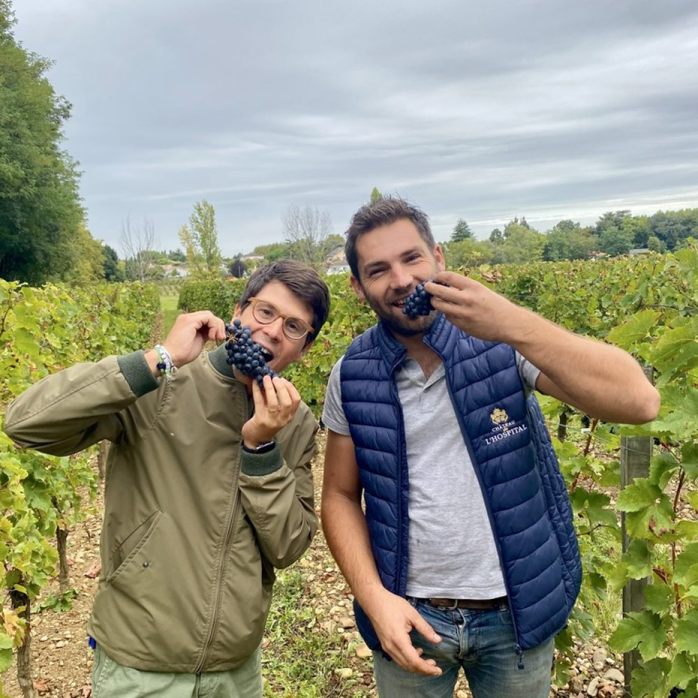 Vignerons - EthicDrinks